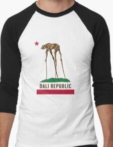 Dali Republic Men's Baseball ¾ T-Shirt
