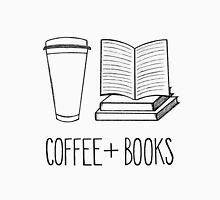 Coffee + Books Unisex T-Shirt