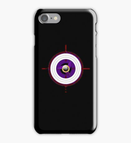 Arrows and Guns iPhone Case/Skin