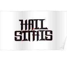 Hail Sithis - Skyrim: Dark Brotherhood  Poster