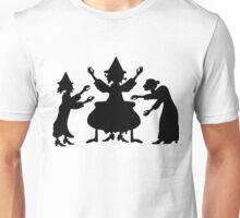 Hubble Bubble Witch Design Unisex T-Shirt