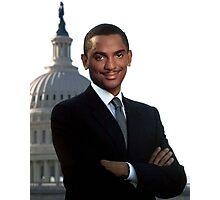 Carlton Obama Photographic Print