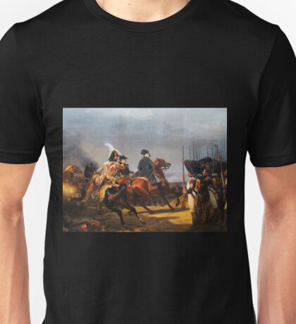 A Napoleonic War At Versailles Unisex T-Shirt
