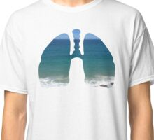 Ocean in my lungs Classic T-Shirt