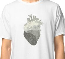 Mountains in my heart Classic T-Shirt