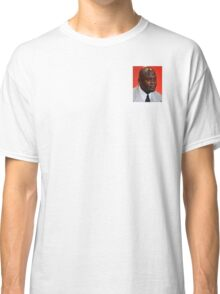 Micheal Jordan Crying Classic T-Shirt