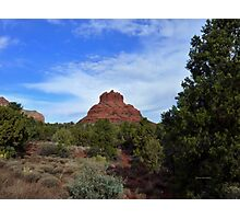 Beautiful Bell Rock Photographic Print