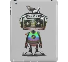 Lonely robot iPad Case/Skin