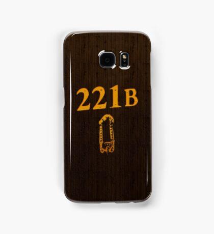 221B Baker St Samsung Galaxy Case/Skin