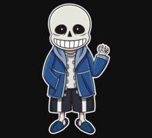 Sans One Piece - Long Sleeve