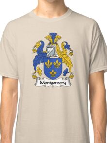 Montgomery Coat of Arms / Montgomery Family Crest Classic T-Shirt
