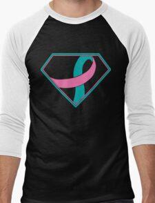 BRCA Men's Baseball ¾ T-Shirt