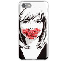 Gore Girl iPhone Case/Skin