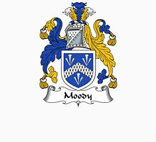 Moody Coat of Arms / Moody Family Crest Unisex T-Shirt