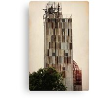 Industrial Tower Canvas Print