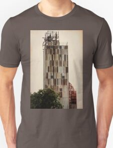 Industrial Tower Unisex T-Shirt