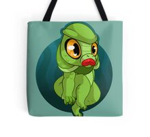 Cutie From The Black Lagoon Tote Bag