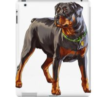 pittbull iPad Case/Skin