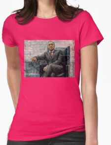 Frank Underwood Womens Fitted T-Shirt