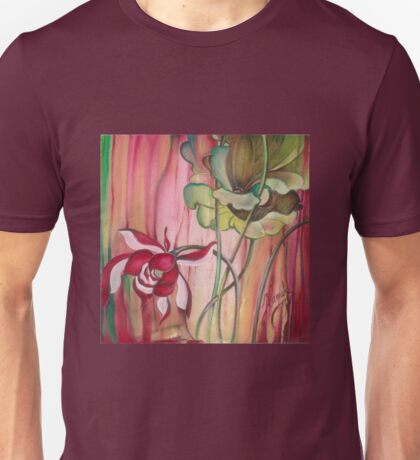 """Time to Stand Up"" from the series ""In the Lotus Land"" Unisex T-Shirt"