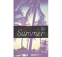 Summer! Photographic Print