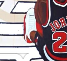 King Jordan Sticker