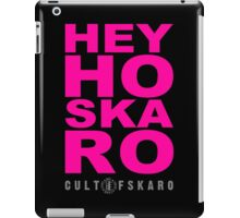 Cult of Skaro - Hey Ho Skaro iPad Case/Skin