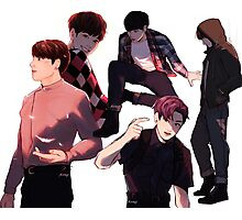 HYYH Jungkook  Photographic Print