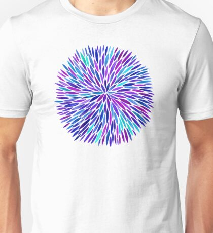 Lavender Burst Unisex T-Shirt