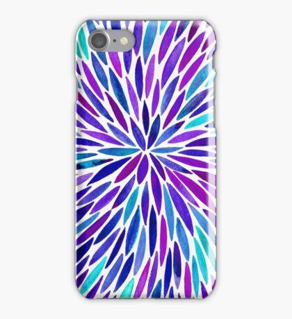 Lavender Burst iPhone Case/Skin