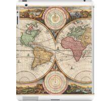 Around the world.. Wanderlust! iPad Case/Skin