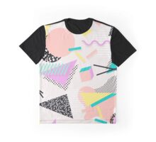 Colorful Chaos Graphic T-Shirt