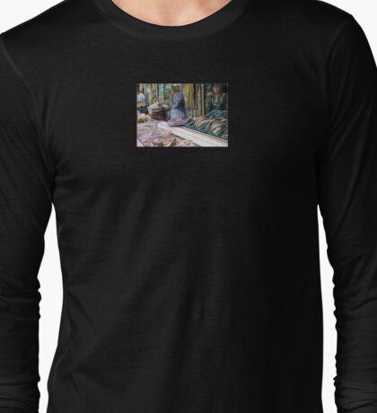 Men of the Desert, Gifts of the Sea, Jerusalem Long Sleeve T-Shirt