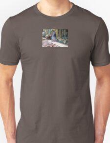 Men of the Desert, Gifts of the Sea, Jerusalem Unisex T-Shirt