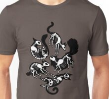 Creepy Kitty Unisex T-Shirt