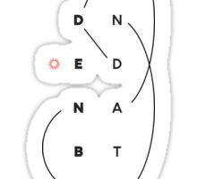 """Swedenborg Foundation """"FOIL Design"""" Sticker"""