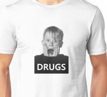 Macaulay Culkin -Drugs- Unisex T-Shirt