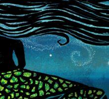 Mermaid Song Sticker