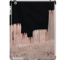 0083 - Brush and Ink - Skyline Blocked Out iPad Case/Skin