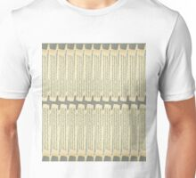 All The Psychopaths Blend In Unisex T-Shirt