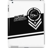 Metal Mulisha iPad Case/Skin