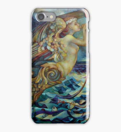 figurehead or ... fishing iPhone Case/Skin