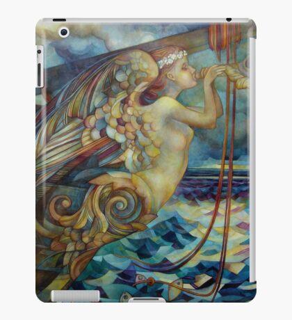 figurehead or ... fishing iPad Case/Skin