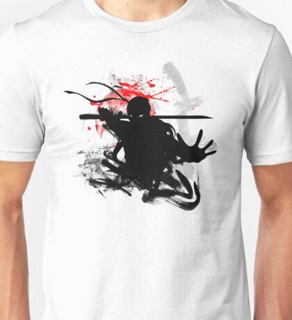 Japanese Ninja Unisex T-Shirt
