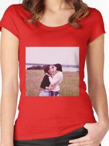 #cruel Women's Fitted Scoop T-Shirt
