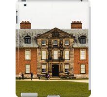 Dunham Massey-The main building iPad Case/Skin