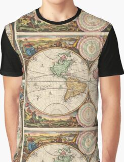 Around the world.. Wanderlust! Graphic T-Shirt