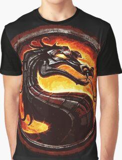 mortal Graphic T-Shirt