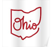 For the Love of OHIO Poster