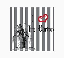 I love Tim Burton Unisex T-Shirt